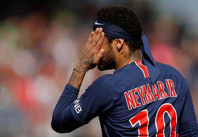 Neymar, le 11 mai 2019.