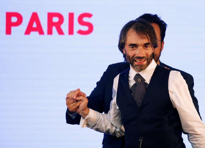 Cédric Villani, député LRM de l'Essonne, est candidat dissident à la mairie de Paris.