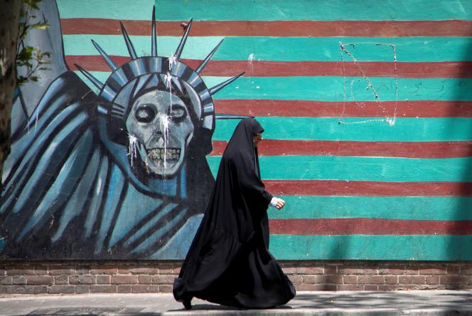 Donald Trump a lancé une nouvelle série de sanctions « pour mettre une pression maximale » sur Téhéran.
