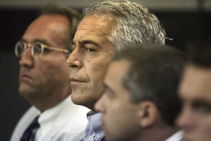 In 2008, while incarcerated for life, Jeffrey Epstein was sentenced to eighteen months in prison.