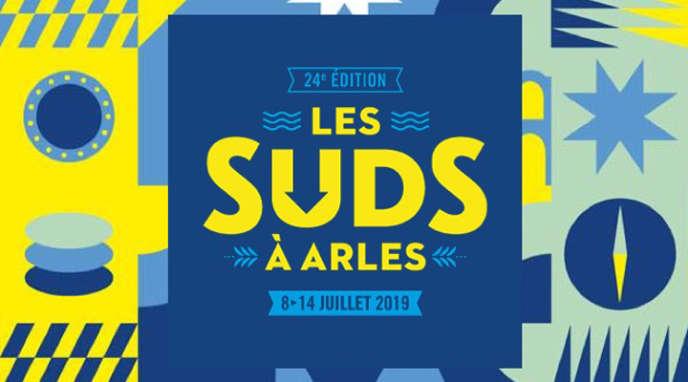 Affiche du festival Les Suds, à Arles.