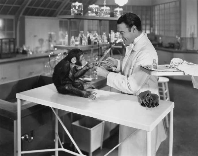 «Peut-on soulever des problèmes de bioéthique et même parler d'éthique quand on crée des animaux malades à des fins de recherche?»