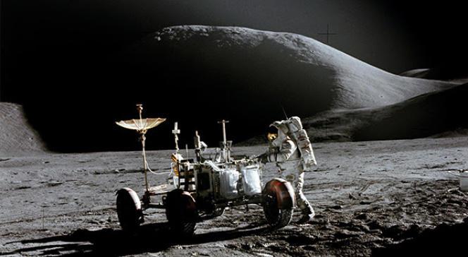 Extrait de «On n'a pas marché sur la Lune», programmé sur Histoire le 24 juillet.