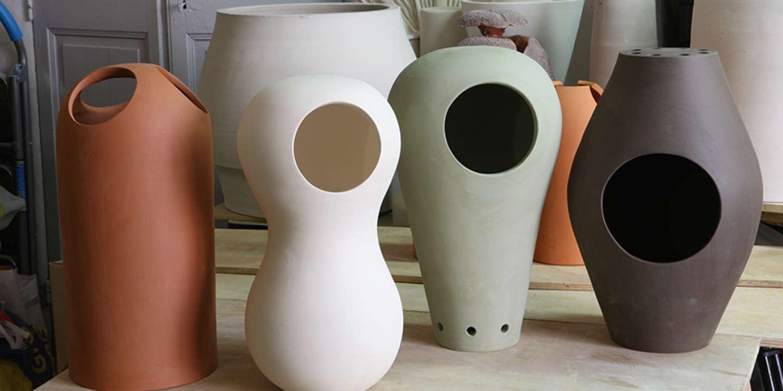 datant de Delft poterie