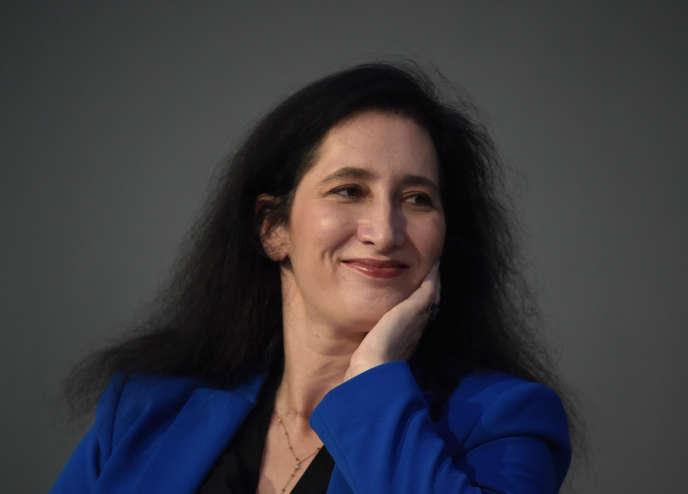 Isabelle de Silva, président de l'Autorité de la concurrence, le 5 mars 2019 à Paris.