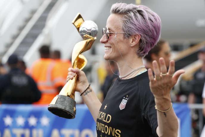 Coupe du Monde Féminine de football 2019 - Cover