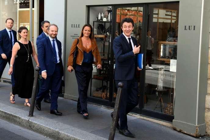 Elections Municipales 2020 A Paris L Heure Du Choix Pour Les