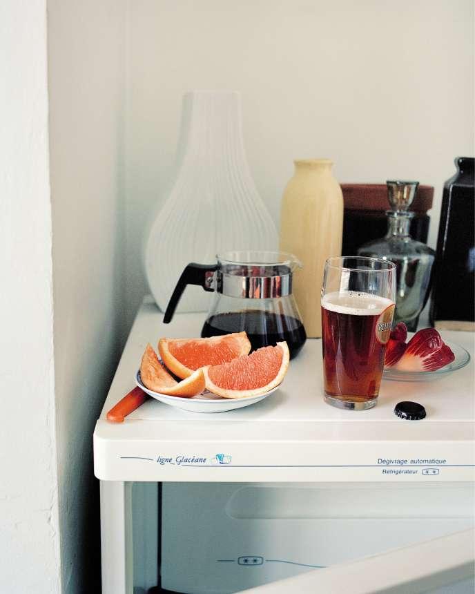 L'amertume se retrouve dans les agrumes, la bière, le café, le cacao...