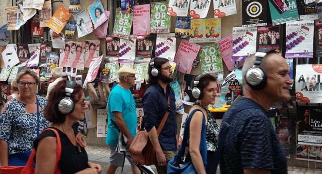 «Les rues n'appartiennent en principe à personne», de Lola Naymark et Mélanie Péclat.
