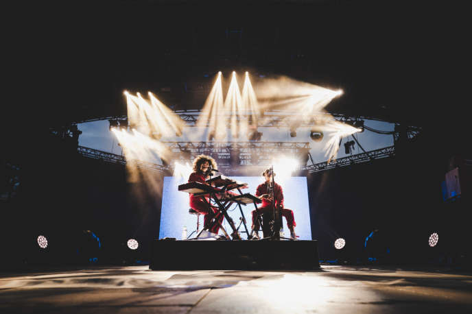 Ibeyi, le samedi 6 juillet 2019 au festival Jazz à Vienne