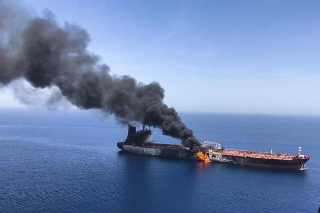 Une série d'attaques en juin contre des pétroliers dans le golfe Persique a accentué les tensions entre les Etats-Unis et l'Iran.