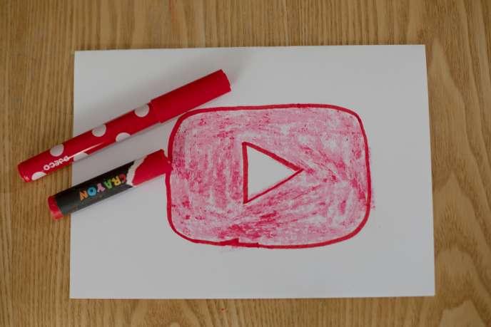 Sur YouTube, les vidéos mettant en scène des enfants peuvent rapporter de l'argent.