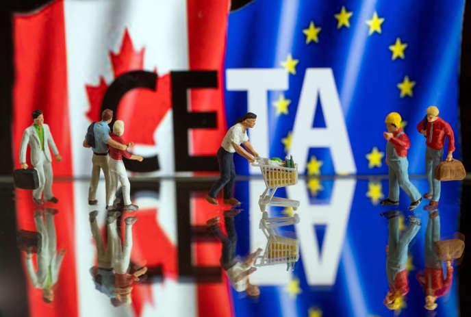 «Ratifier le CETA, qui sert d'exemple dans les négociations de nouveaux accords, reviendrait à enterrer le problème et entériner un approfondissement de la mondialisation au détriment de la prise en charge de l'urgence écologique.»