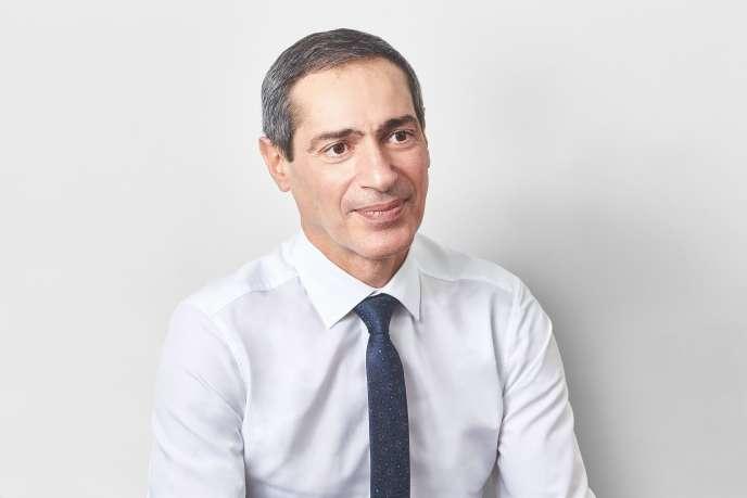 Jean-Paul Mochet, le PDG de Monoprix, en avril.