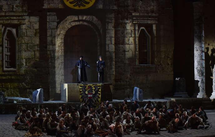 Opéra : la pomme de «Guillaume Tell» enfin à Orange