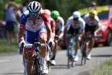 Tour de France: Thibaut Pinot n'a pas su maîtriser le vent