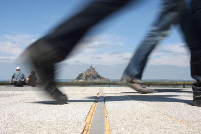 «Maintenant, chacun sait que la marche est le cœur de tout déplacement. Sans elle, les voyages n'existeraient pas, tout simplement.»