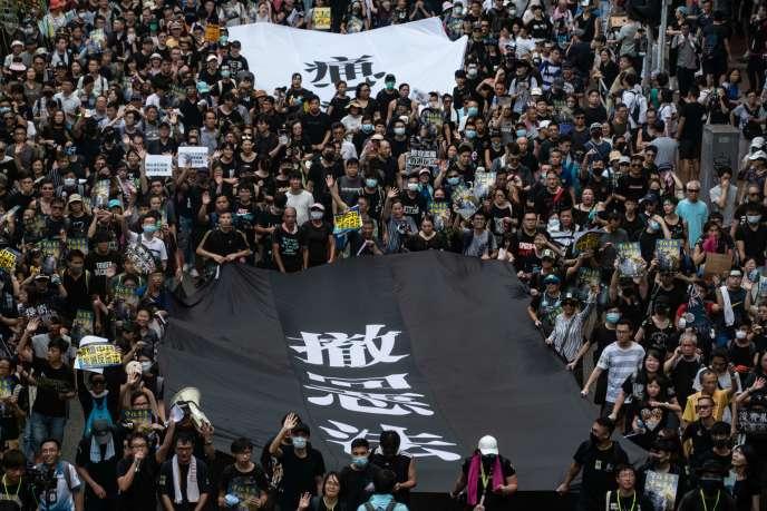 A Hongkong, personne n'a vu venir cette «explosion d'énergie politique»