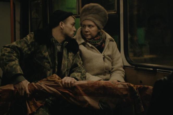 « Folle nuit russe », film russe de Anja Kreis.