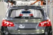 Dans l'usine BMW de Leipzig, en décembre 2018.