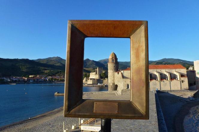 Le charmant port de Collioure et son parcours« fauvisme».