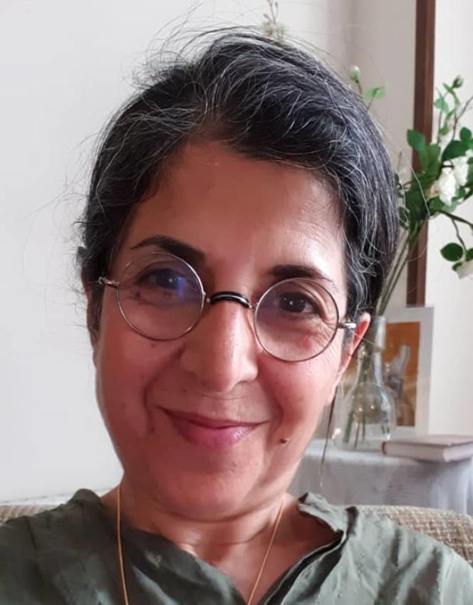 La chercheuse Fariba Adelkhah.