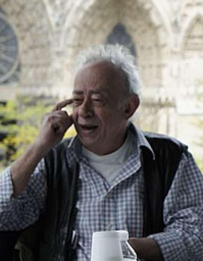 Vassilis Alexakis: «J'ai le même âge que le journal»