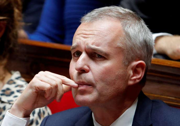 Comprendre l'affaire des frais de mandat qui a fait démissionner François deRugy