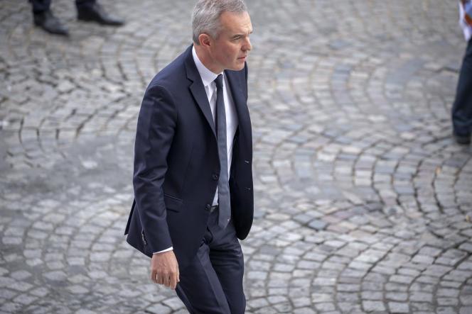 François de Rugy ne peut se targuer d'aucune avancée en matière climatique, un sujet au centre des préoccupations des Français.