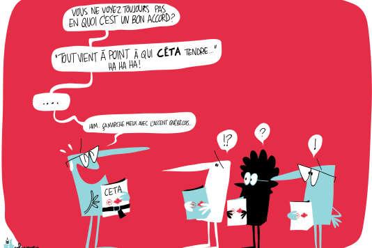 Faut-il ratifier le CETA ? La question qui agite les députés à la veille du vote
