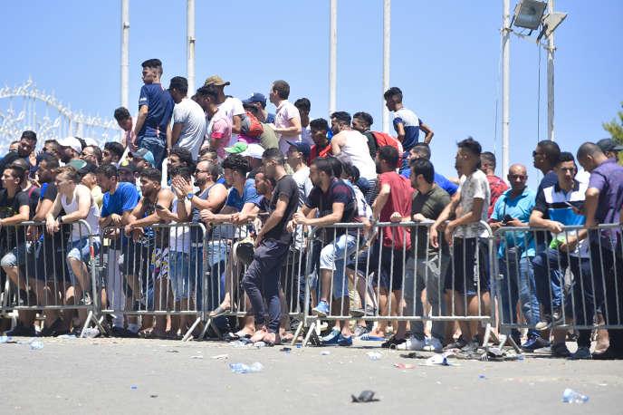 A Alger, ruée sur les billets pour la finale de la CAN2019 auCaire