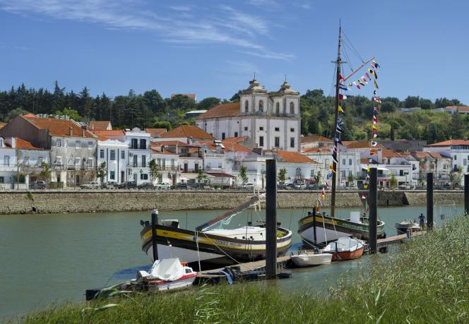 A Setubal, les prix dans l'immobilier ancien sont divisés par deux par rapport à Lisbonne, de l'autre côté du Tage.