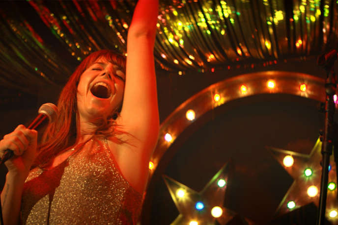 Jessie Buckley dans « Wild Rose ».