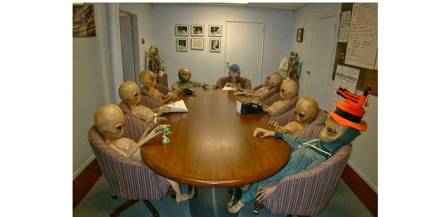 Extraterrestres Secret Defense Et Humour Du Web L