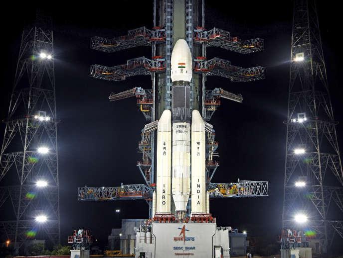L'Inde prend à son tour la route de la Lune