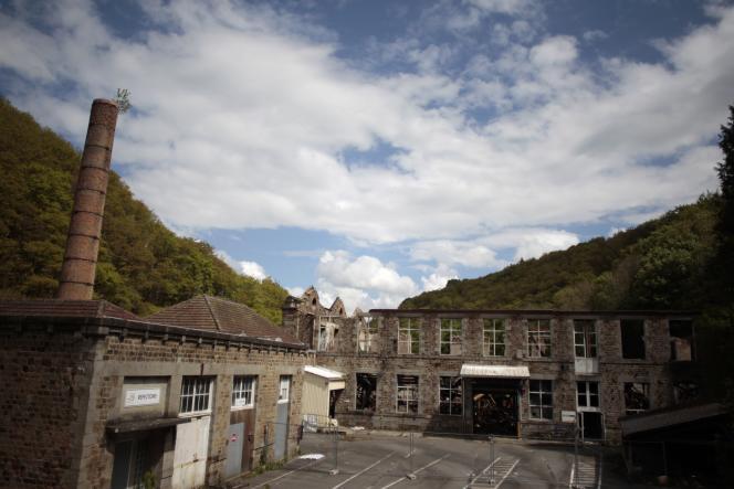 L'ancienne usineValeo-Ferodo de Condé-sur-Noireau, dans le Calvados.