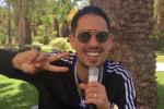 Lartiste, le 23 juin à Rabat (Maroc).