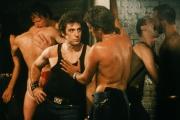 En 1979, Al Pacino sur le plateau du film« Cruising», écrit et dirigé parWilliam Friedkin.