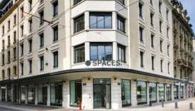 C'est à Genève, dans cet immeuble d'angle, qu'est domiciliée la SARL Libra Networks.