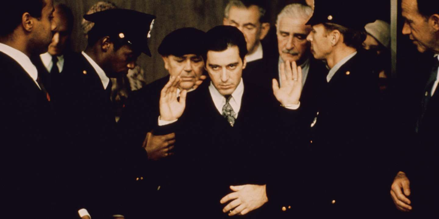 The Godfather: Part II  Year : 1974 USA Director : Francis Ford Coppola Al Pacino