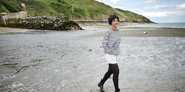 Un château de sable avec Alice Zeniter : « J'aime l'idée qu'on puisse se choisir des pays »