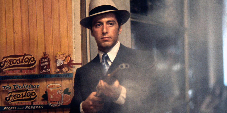 Al Pacino, la consécration par « Le Parrain »