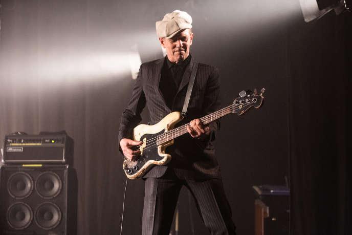 Les combats rock de Paul Simonon, ex-bassiste de The Clash