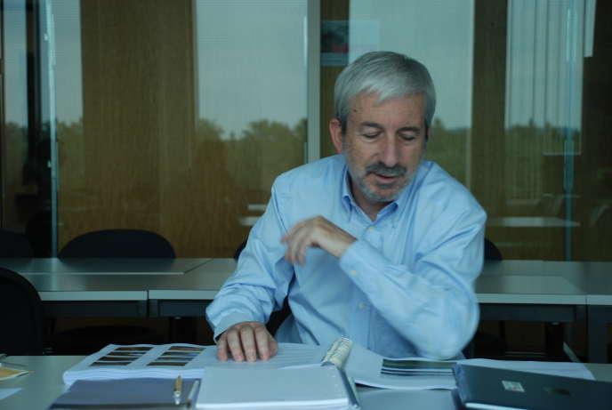 Luis Fernandez-Galiano, architecte, professeur à l'école d'architecture de Madrid et rédacteur en chef d'«Architura Viva»,magazine d'architecture espagnol.