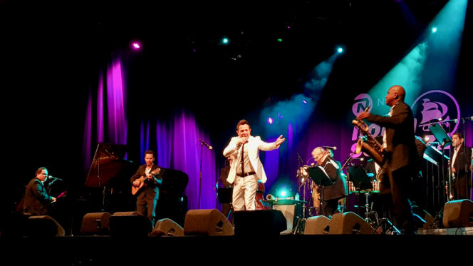 Orquesta Akokán le 12 juillet 2019 au North Sea Jazz Festival