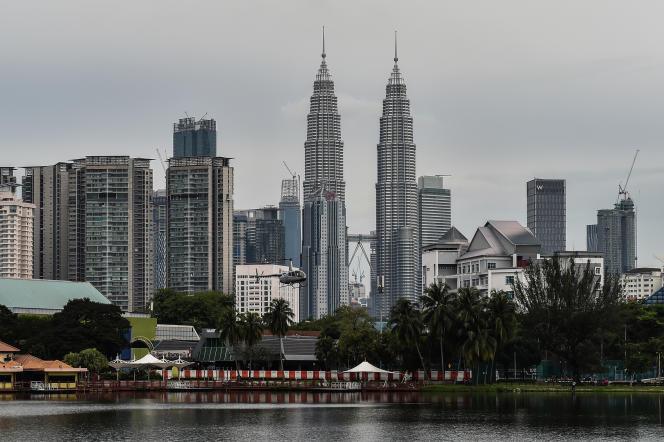 César Pelli est notamment le concepteur des «tours jumelles» de l'entreprise Petronas à Kuala Lumpur.