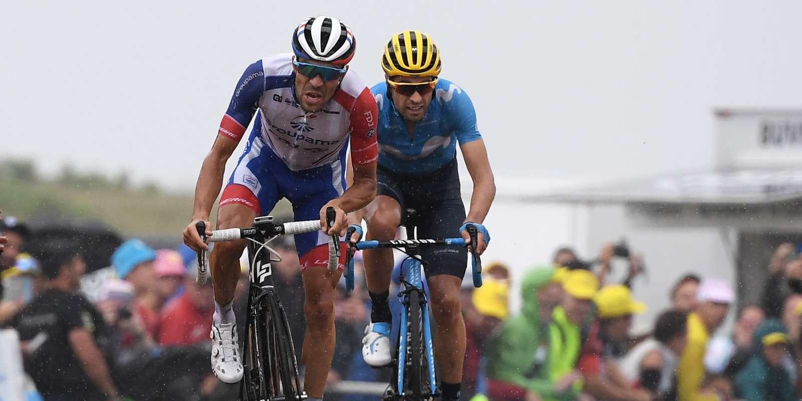 Après sa victoire au Tourmalet, Thibaut Pinot a remis le couvert dimanche, et refait une partie de son retard au général.