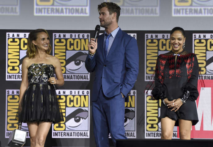 Natalie Portman, Chris Hemsworth et Tessa Thompson figureront au casting de