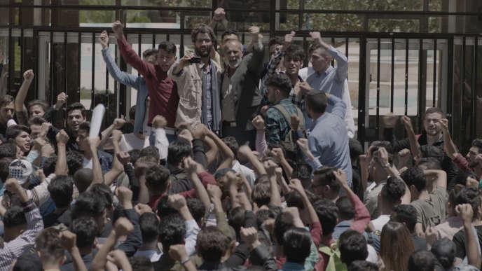 Tourné dans les rues d'Amman, « The Translator» raconte les prémices de la révolution syrienne contre le régime d'Assad.