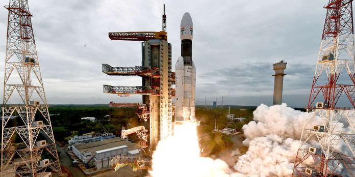 Suivez en vidéo l'atterrissage de la mission indienne Chandrayaan-2 sur la Lune